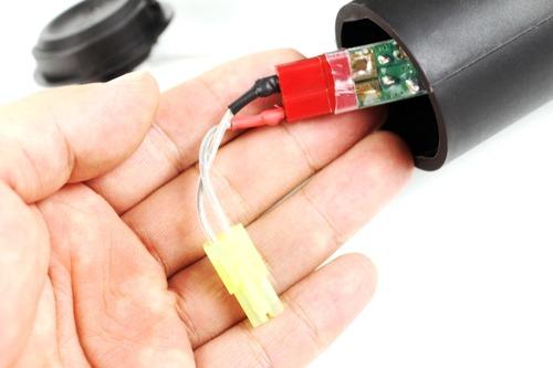 ミニEPコネクターに変換するアダプター