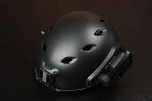 ベースジャンプヘルメット