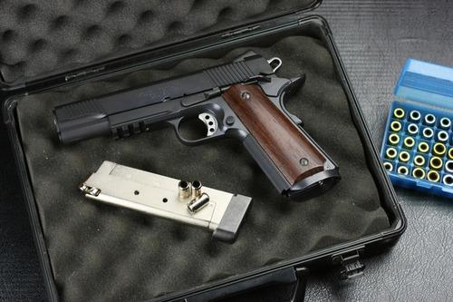 M1911-A1 6mmBB BLOWBACK DUAL MAXI Ver.1