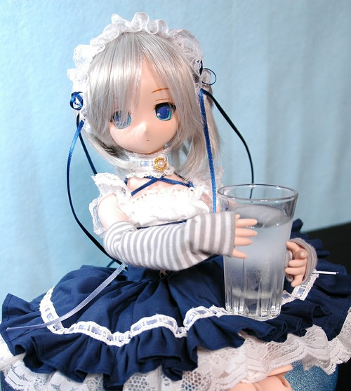 アルメダのおいしい水(謎)
