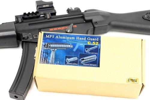 CYMA製のMP5A4 RISキット