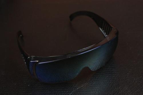 防護メガネ