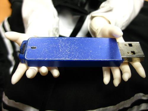 USBフラッシュメモリなんですぐ死ぬん
