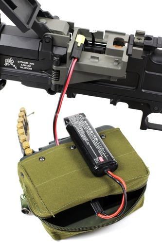 ミニSバッテリーと接続