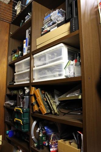 強化書棚 筋肉シェルフ120cm幅