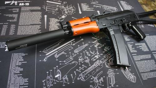 GHK AKS-74Uに
