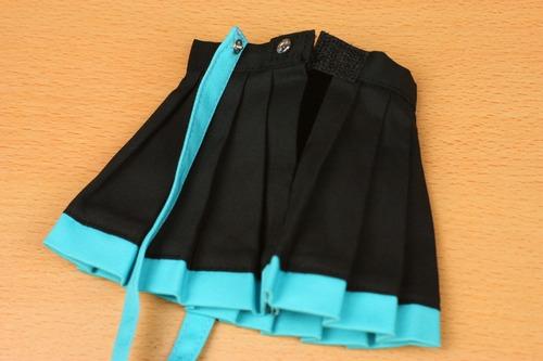 SENのドール服 初音ミク セット スカート