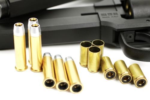 9mmパラベラムと.357マグナムカート