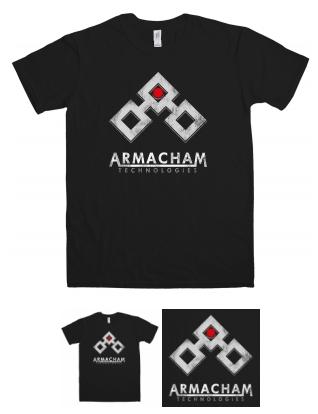 ARMACHAM社Tシャツ