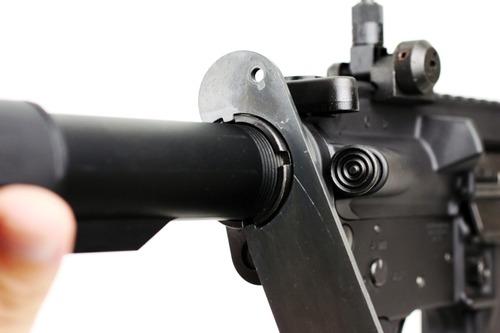 M4A1 MWS GBBのバッファーリングに