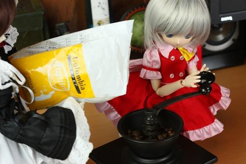 豆挽きドールズ2