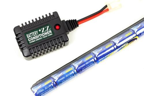 充放電を繰り返してバッテリーを活性化
