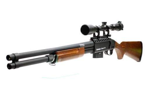 S&T フルメタル&ウッド M870 ロングバージョン