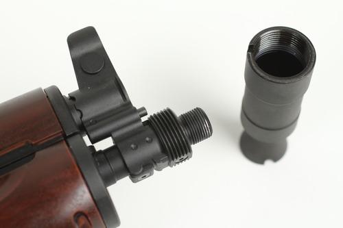 銃口には14mmの正ネジ