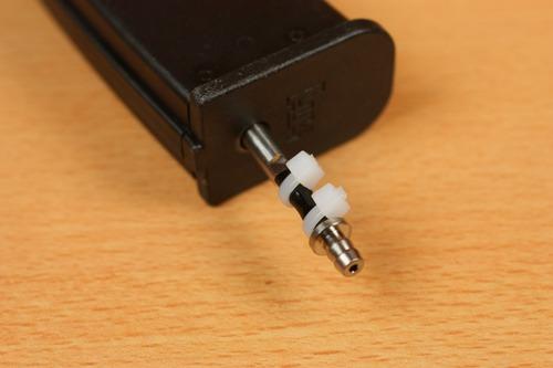4mm6mm変換コネクタ