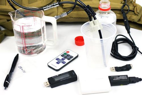 昇圧回路試験