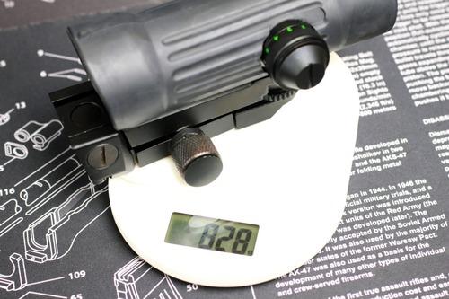 ELCAN M145レプリカはなんと828g