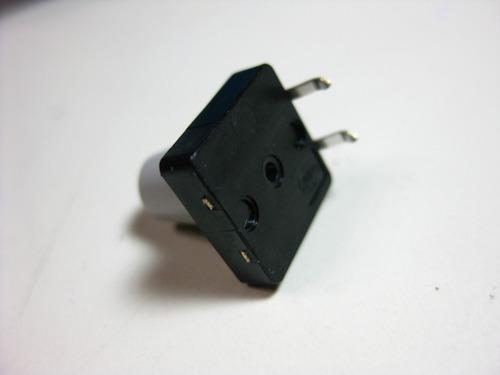 タクトスイッチの加工