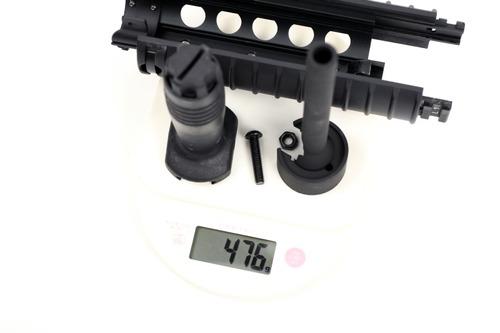重量は476g
