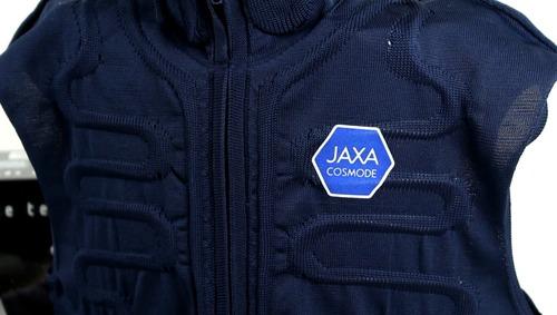 JAXAブランドの水冷服