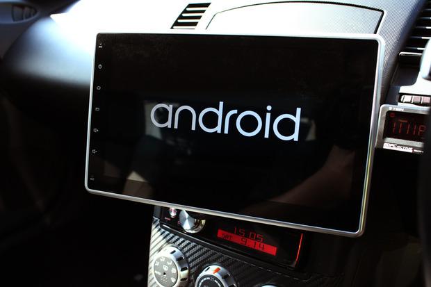 中華Androidカーナビ