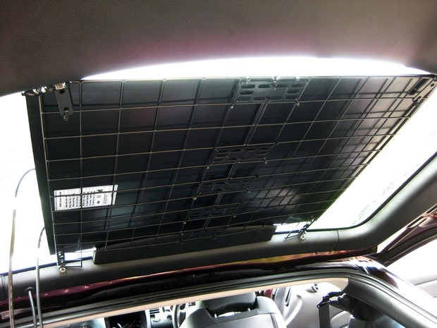 ソーラーパネルの固定