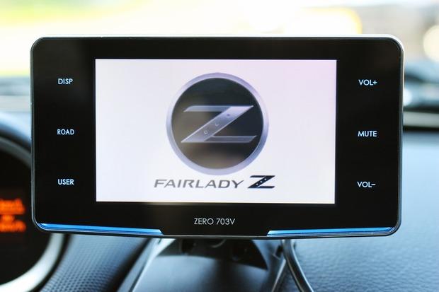 起動画像をZのロゴ入り画面