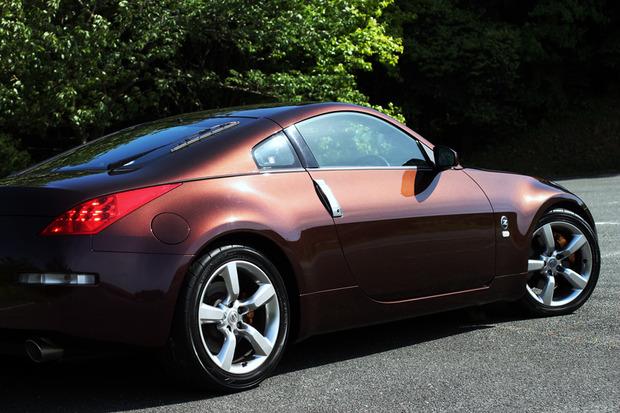 Z33をスポーツカーにするためのカスタムを考える