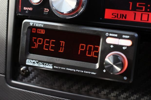 車速センサー信号のパルス数