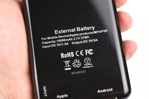 AnkerのAstro E3 第2世代 10000mAh 大容量モバイルバッテリー