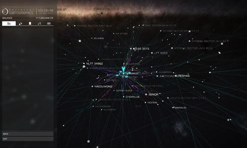 まさに星の数ほどある星系