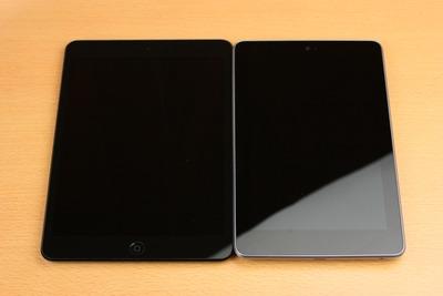 Nexus7との比較