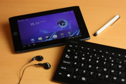 Acer ICONIA TAB A100イメージ