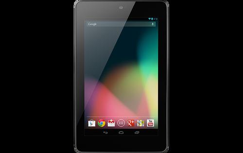 Nexus 7 Front