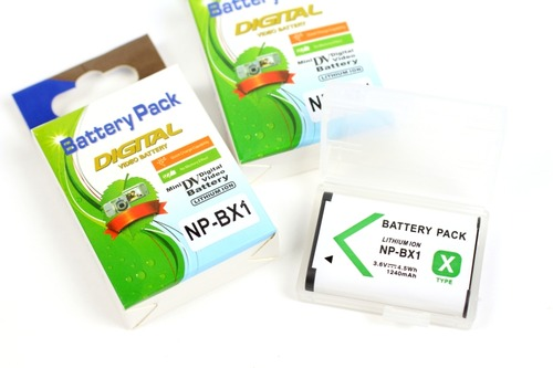 NP-BX1互換バッテリー