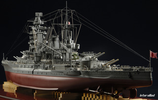 オーシャンヴォヤージュモデル 戦艦長門