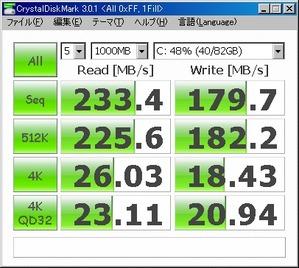 SATA2.0(3Gbps)1Fill