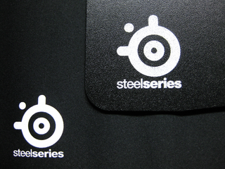 SteelSeries QcK 63004とSteelSeries S&S