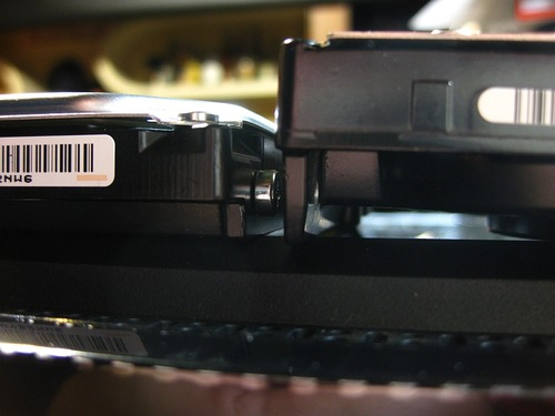 HDDは薄型