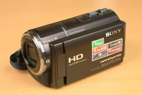 SONY HDR-CX590V