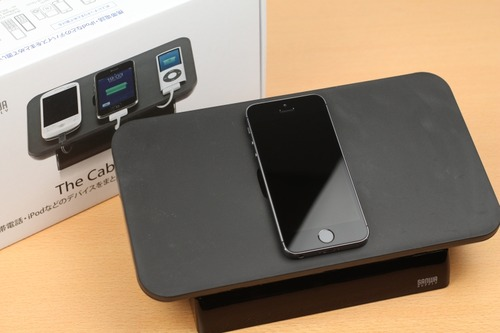 サンワサプライ PDA-STN4BK