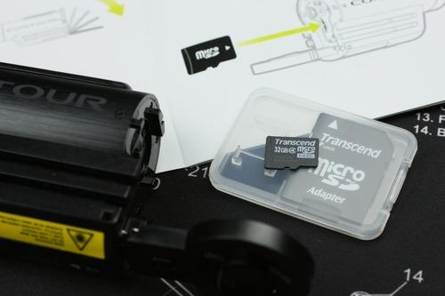 microSDHC32GB対応