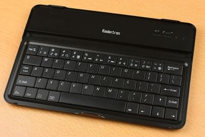 Koolertron iPad miniアルミワイヤレスキーボード