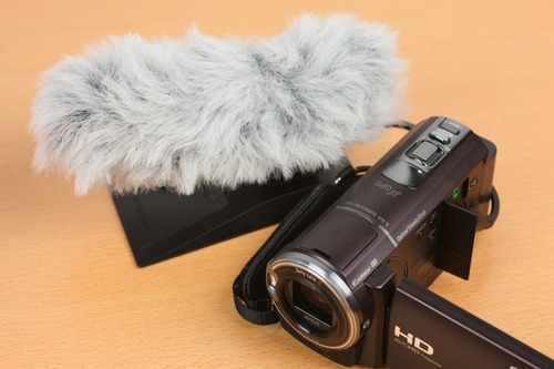デジタルビデオカメラにも