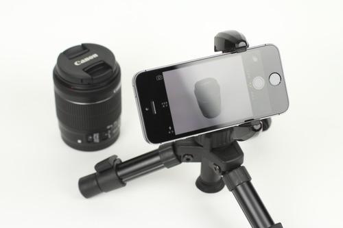 スマートフォン用三脚マウントFT-H