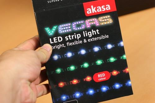 Akasa LED strip light