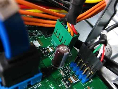 USB内部ピン