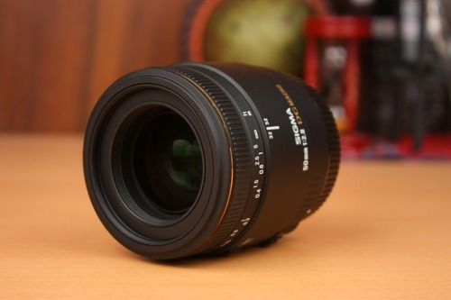 MACRO 50mmF2.8 EX DG