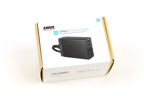 Anker 5Port Desktop Charger