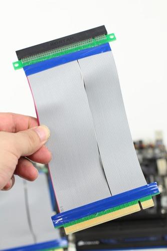 PCI-e x16ライザーケーブル